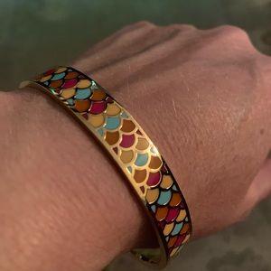 Kate Spade multicolored bangle